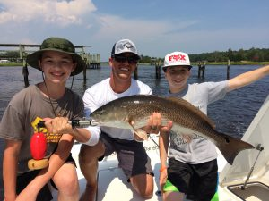 July Myrtle Beach Fishing Report 2016 Captain Smiley