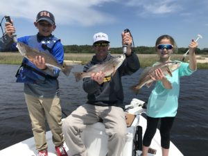 Fishing Report – Captain Smiley Fishing Charters